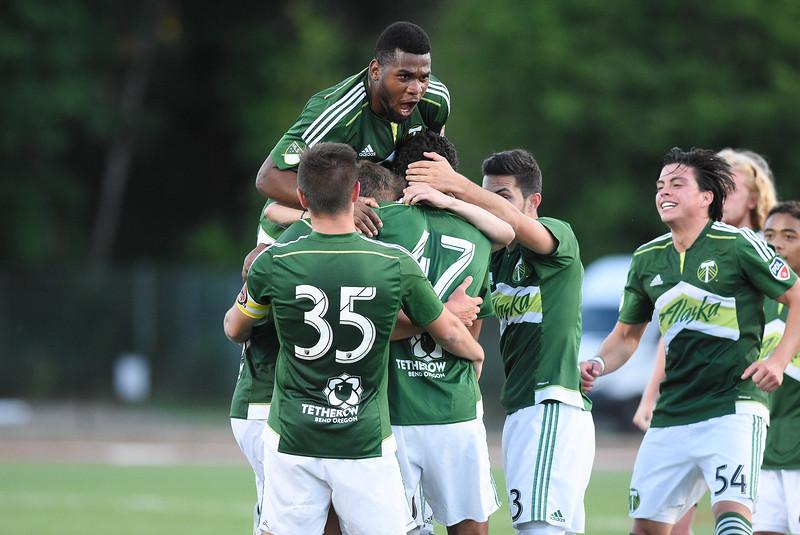 Timbers U23 vs. Sounders U23 - Jun. 13th, 2017