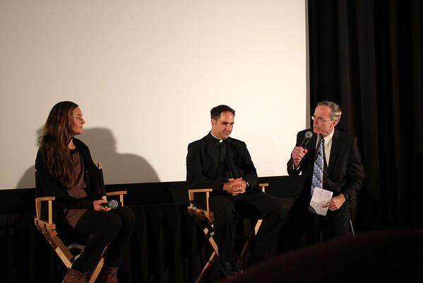 Mary of Nazareth Movie Premiere at San Francisco