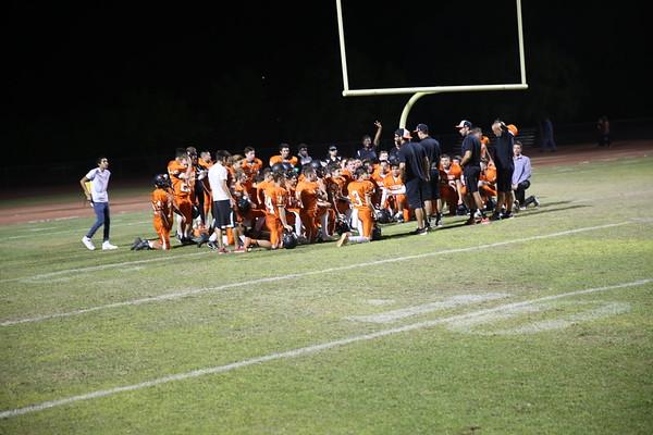 Freshman Football vs Mt Point