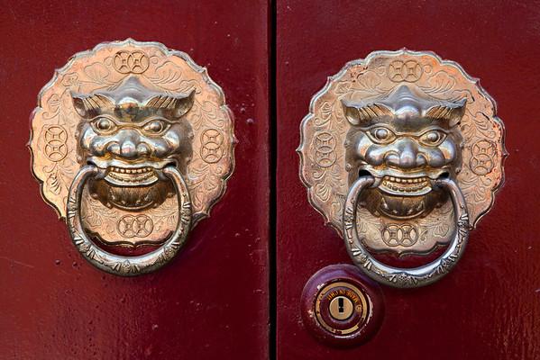 Chinese Doors