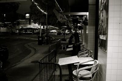 Little Italy - Black & White