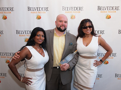 Belvedere Vodka At KYMA Roslyn