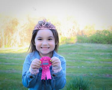 Sophie 5th birthday