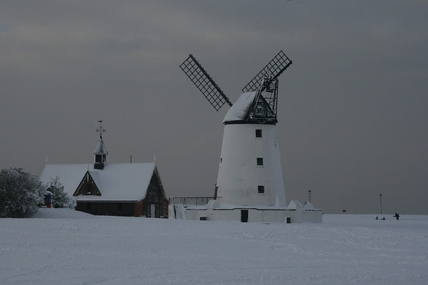 Lytham Winter