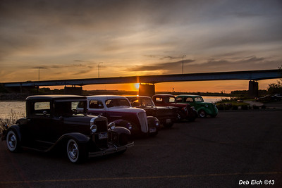 Classtiques Rod & Custom Rod Run, Bismarck / Mandan, ND, June 7-8, 2013