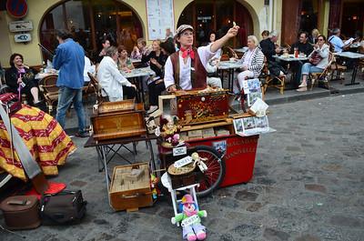 Montmartre: Sacre Couer - Moulin Rouge