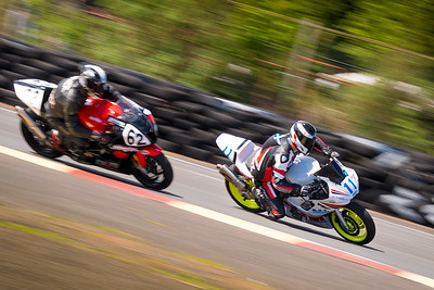 NEMCRC Motorcycle Racing Championship East Fortune May 2015