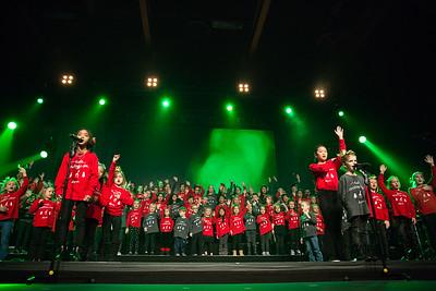 Blue Oaks Kids Christmas Choir - December 10, 2017