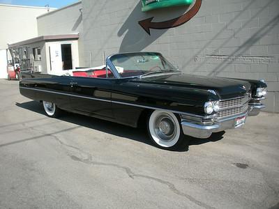 1963 Cadillac Convertible -