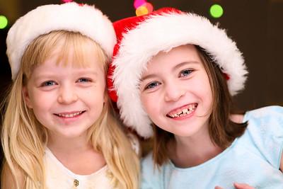Blair Holiday Photos