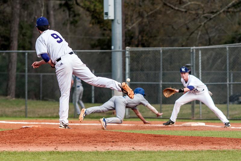 March 13, 2019 - UL Baseball vs LaGrange