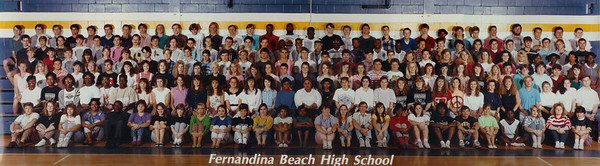 Fernandina Beach High School - Class of 1990