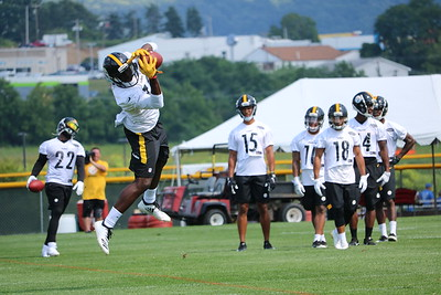 2018 Pittsburgh Steelers Training Camp