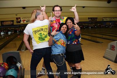 The Pin-Apples - Punk Rock Bowling 2012 Team Photos - Gold Coast - Las Vegas, NV - May 26, 2012