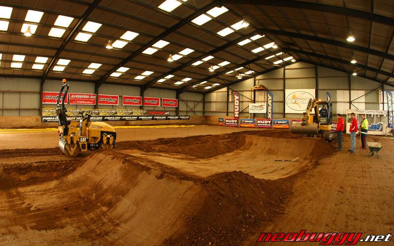 Neo2010 - Track Build 28/03/2010