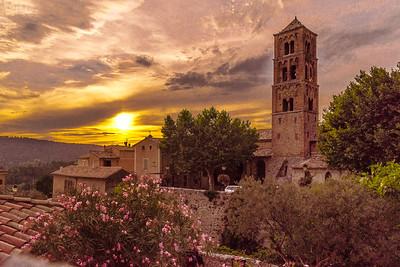 Moustiers Sainte-Marie, Alpes de Haute Provence (04), France