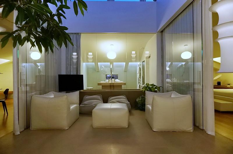 HOTEL MONTEMARTINI SUITE SKYLIGHT