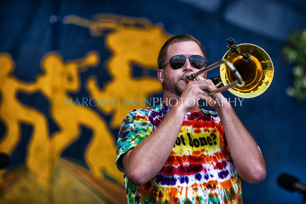 Bonerama @ Gentilly Stage (Fri 5/4/12)