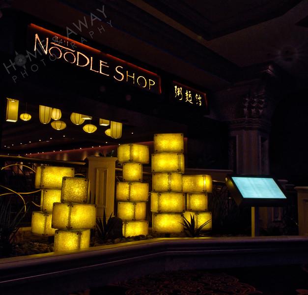 The Noodle Shop