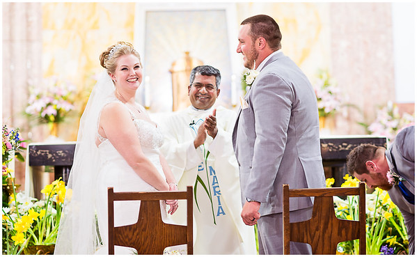 Samantha and Andrew - Ceremony