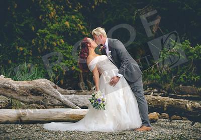 Courtney & Tom Wedding