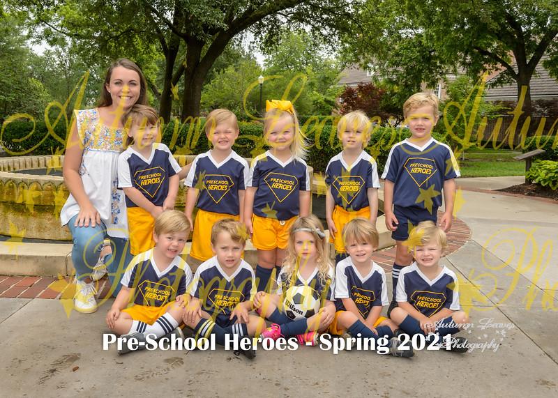 20210523 - Rookie Pre-School Heroes - Coach Robertson