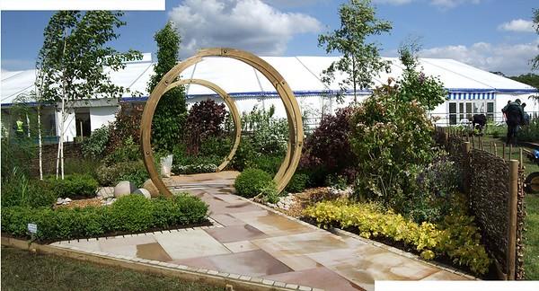 ELD Garden Suffolk Show