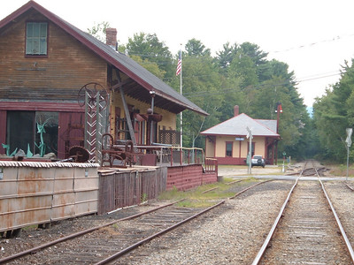 Rail Excursions, Stations, and Equipment