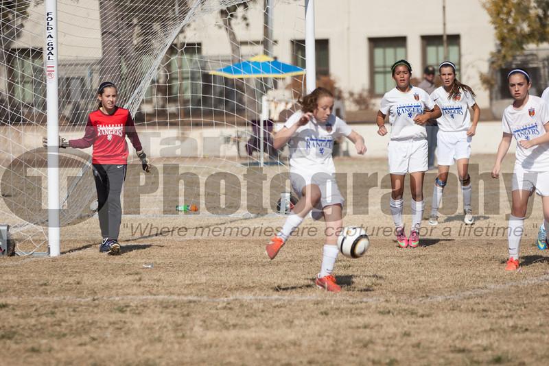 Fullerton rangers soccer G-U-13 2013