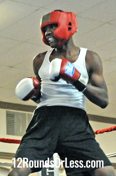 Bout 3 Terrance West, Top Notch Boxing -vs- Andrew Stagler, P. A. 175 lbs