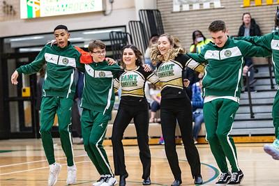 2019-11-22 - Meet The Shamrocks - Dance & Varsity