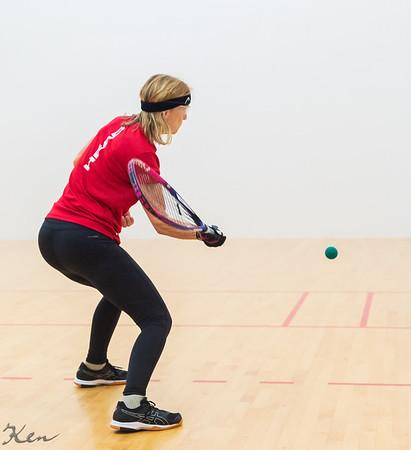 2019-09-29 Women's Singles - Open Final Kelani Bailey Lawrence over Mary Kirchoff