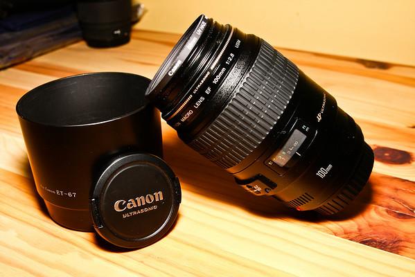Canon 100 2.8 Macro For Sale
