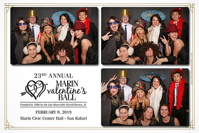 2019 Marin Valentines Ball