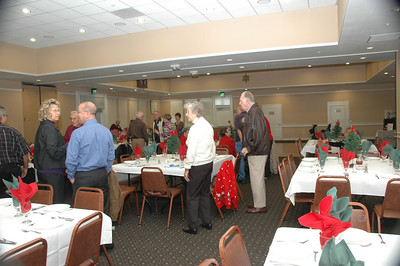 2010 Dow Retiree Christmas Party