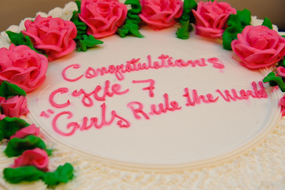 Per Scholas Cycle 7 (Women's Program) Graduation