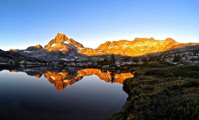 Backpacking Ansel Adams Wilderness