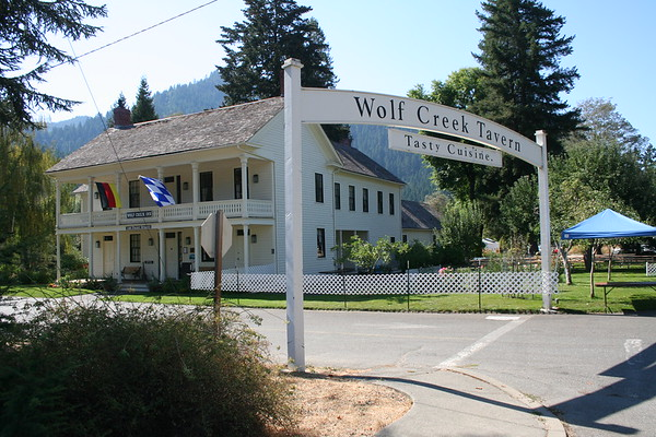Day 8: Wolf Creek, OR - 26 September 2008