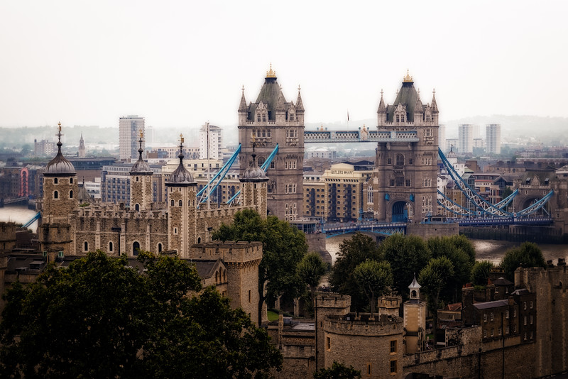 Bridge to the Tower