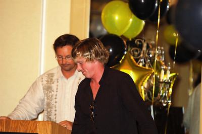 6/3/2008 - Swim Team Banquet