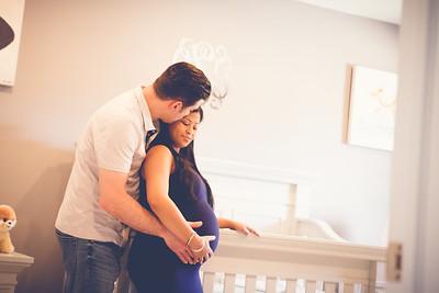 Maternity Shoot // Deza & Rob