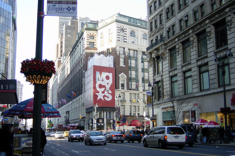 2002 12/19 to 12/22: New York, New York