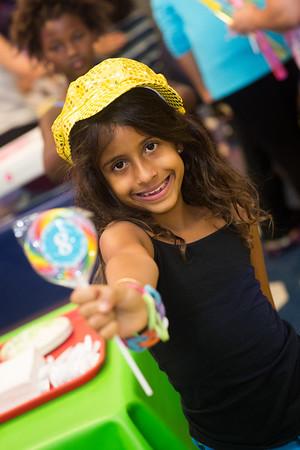 Leila 8th Birthday Party