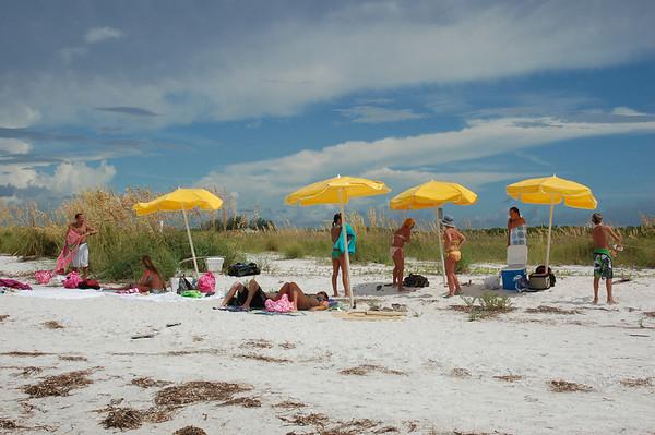 Shell Beach /Fishing Fla.