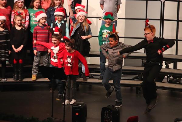 Kennedy Christmas Program  121018