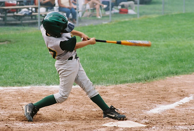 2004 NEW MILFORD 11 YR OLD TRAVEL BASEBALL