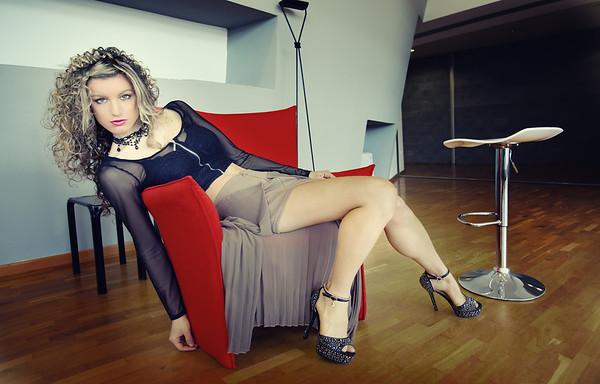 Model Nicole