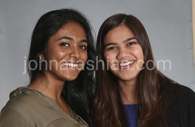 Trinity College - Davis United Scholar Portraits - September 18, 2014