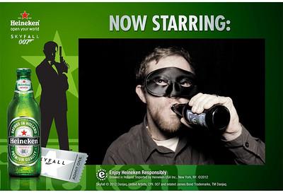 Heineken presents 007: Old Chicago Taylorsville Rd, Louisville