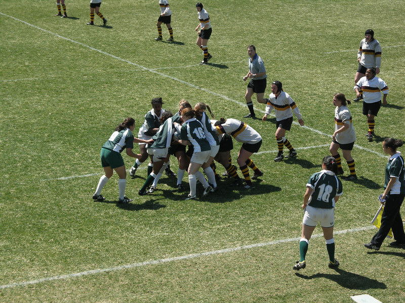 Dartmouth Women's Rugby vs. Williams College